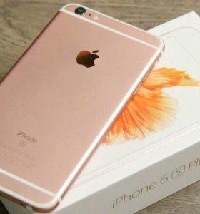 iPhone 6s+ на 64Gb