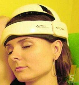 Шлем-массажер для релаксации головы-smart шлем
