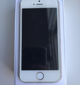 iPhone 5S 16gb gold LTE