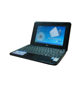 Ноутбук MSI Wind U90