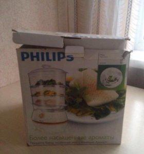 Пароварка Philips