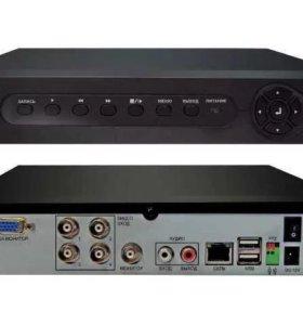 Видеорегистратор на 16 камер для видеонаблюдения