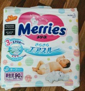 Подгузники Merries / Мерис