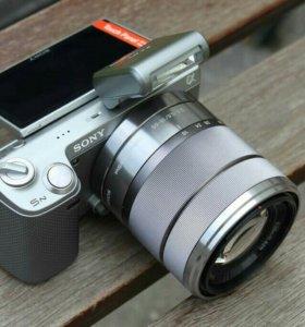 Цифровая камера Sony NEX-5N
