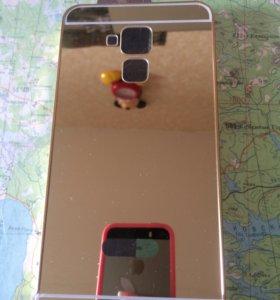 Чехол для Huawei Honor 5c(золотой)