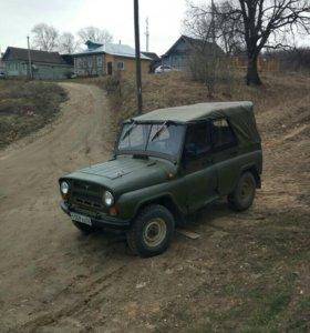 УАЗ 469Б
