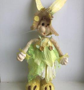 Заяц декоративный
