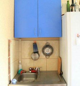 Маленькая, но вместительная кухня