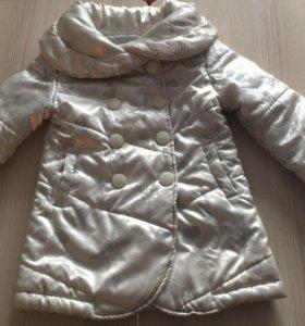 Плащик - курточка на 2-3 года