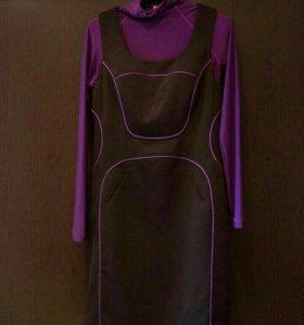 Водолазка+ платье