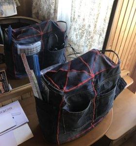 Чехол органайзер для швейной машинки
