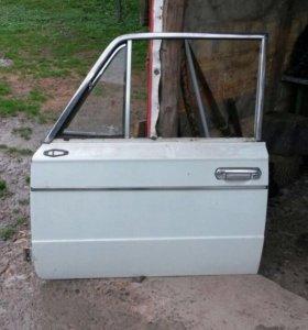 Двери и крышка багажника На ваз 2106