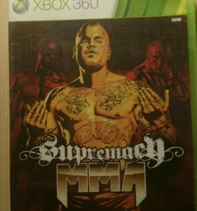 Supremacy MMA для XBOX 360