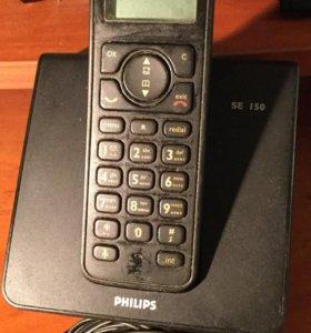 Телефон стационарный радио