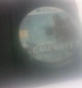 Диск Call of Duty Black ops