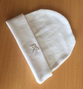 Новая шапочка для новорождённого