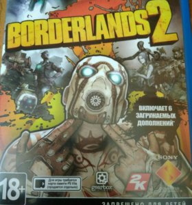 Bonderlands 2 PS Vita