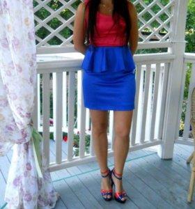 Платье + босоножки