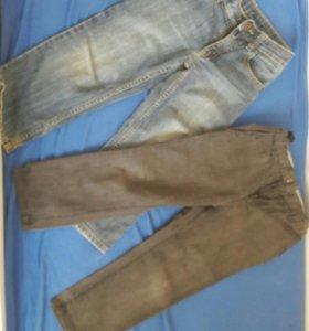 Штаны.джинсы на мальчика. 3г