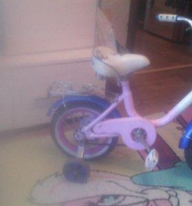 Велосипед детский до 5 лет