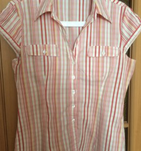 Блузка-рубашка р. М
