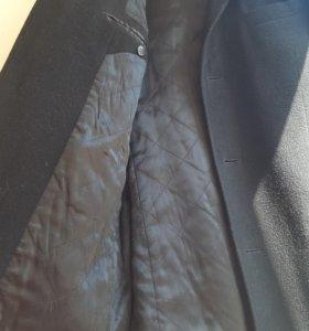 Мужское пальто (драп)