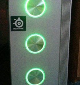 Системный блок 4 ядра, 8Гб ОЗУ, 1Гб видео
