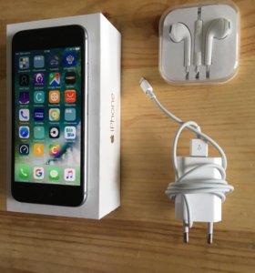 Apple Iphone 6 64gb (серый космос)