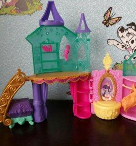 Замок My Little pony