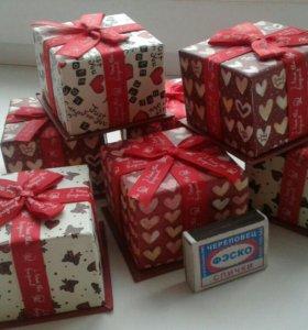 К 8 Марта!!!.Коробочки подарочные