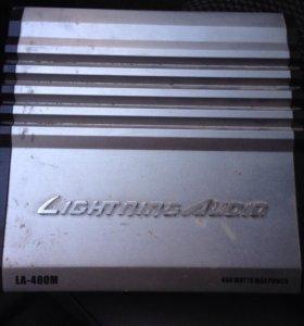 Усилитель Lightning Audio LA-400M.