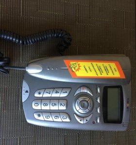 Телефон texet б/у