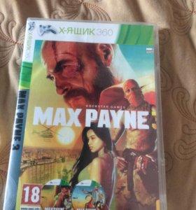 Игра на XBOX 360 Max Payne3