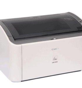 Продам принтер Canon LBP2900