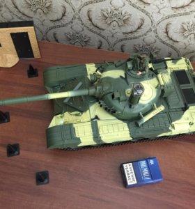 "Модель ""Танк Т-72"" на р/у (Масштаб 1:16)"