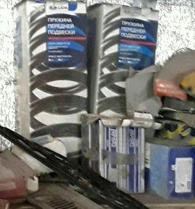 ВАЗ 2101-2107, передние пружины