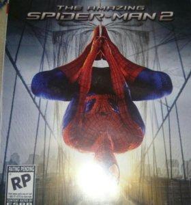 Игра для xbox 360 LT+3.0 the amazing spider man 2