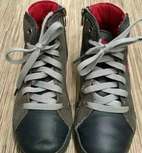 Осенние ботинки утепленные Diadora