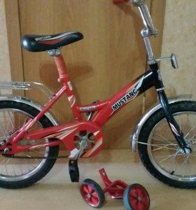"Велосипед mustang 16"""