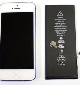 Акамулятор на iPhone