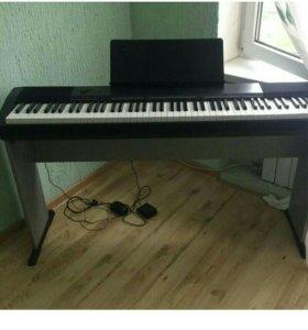CASIO CDP-130BK. Цифровое фортепиано