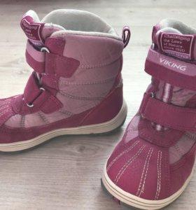 Зимние ботинки Viking, 29