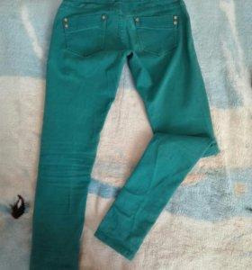 Джегинсы (джинсовые легинсы)