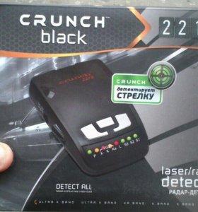 Антирадар Crunch black 221B
