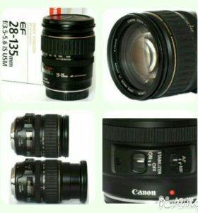 Canon EF 28-135