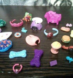 Аксессуары для лпс и маленьких игрушек.