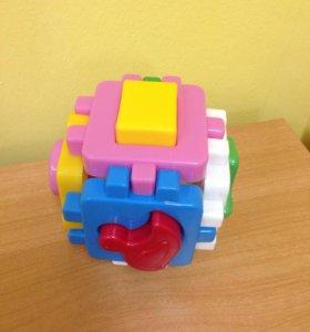 Куб-сортировщик