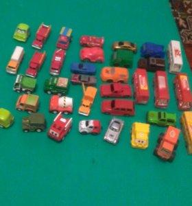 Машинки-модельки