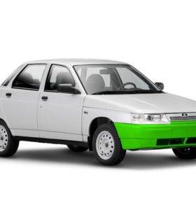 Оригинальный передний бампер ВАЗ 2110, 2111, 2112