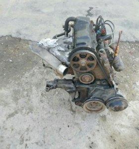 Двигатель на VW пассат